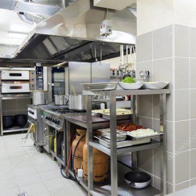 gastro zariadenia do profesionálnych kuchýň, závodných a školských jedální