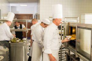 efektívne a úsporné gastro zariadenia modernej kuchyne