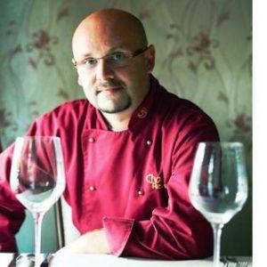Martin Petrík - šéfkuchár, školiteľ ziskovej gastronómie