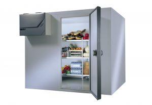 výkonný gastro chladiaci box pre reštaurácie a kuchyne