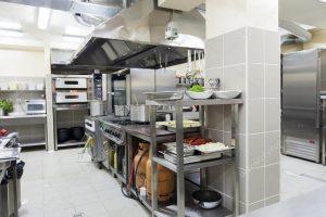 kompletné gastro vybavenie kuchýň, reštaurácií