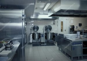 kompletné dodávky gastronomických zariadeni