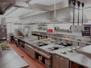 kompletné gastro zariadenie kuchýň